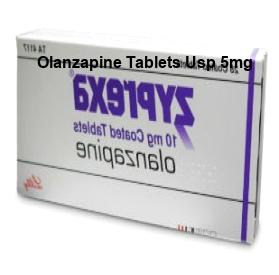 olanzapine tablets usp 5mg